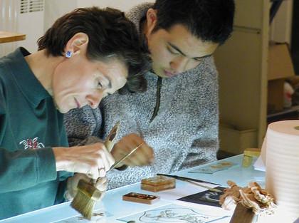 Formation professionnelle de Gestion d'entreprise vitrail et vitraux prés de Lyon en rhône Alpes