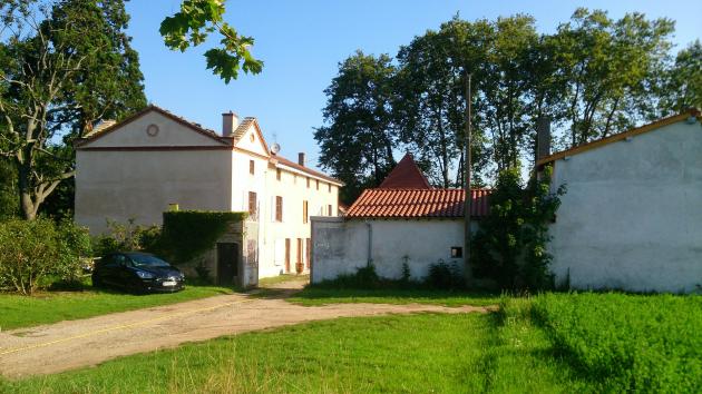 Domaine des Grandes Trêves à St-Genis-les-Ollières près de Lyon en Rhône-Alpes